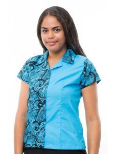 Fiji Flag Bula Top