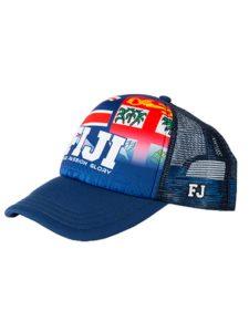 Fiji Flag Trucker Cap