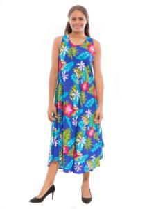 Divah Long Umbrella Dress