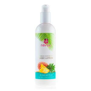Reniu Body Lotion, Pineapple, 12oz