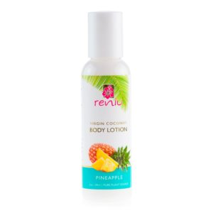 Reniu Body Lotion, Pineapple, 2oz (Travel Size)