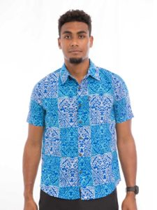 Men's Aisokula Bula Shirt, Hirise
