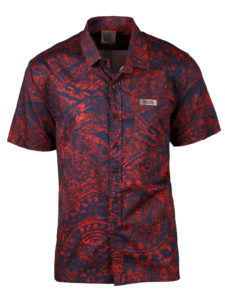 Men's Kaiveikau Premium Shirt, Boom Fire