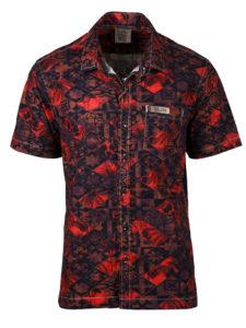 Men's Kaiveikau Premium Shirt, Sun Reef