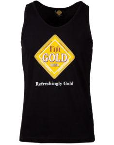 Men's Fiji Gold Vest