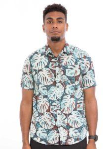 Men's Aisokula Bula Shirt